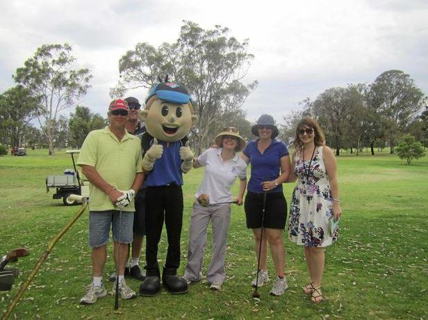 Emerald Golf Day