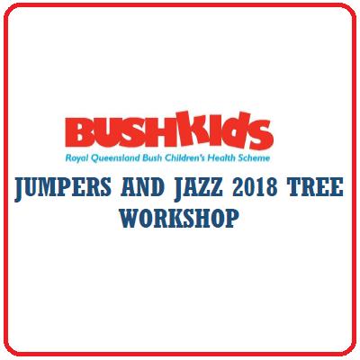 Warwick – Jumpers and Jazz 2018 Tree Workshop