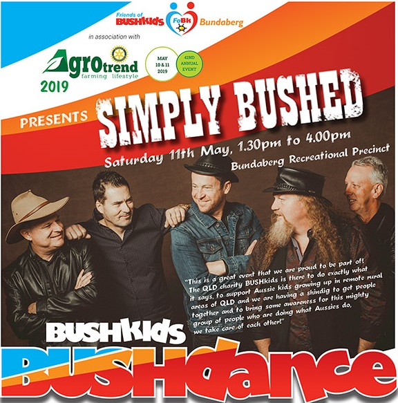 Bundaberg's Annual BUSHdance
