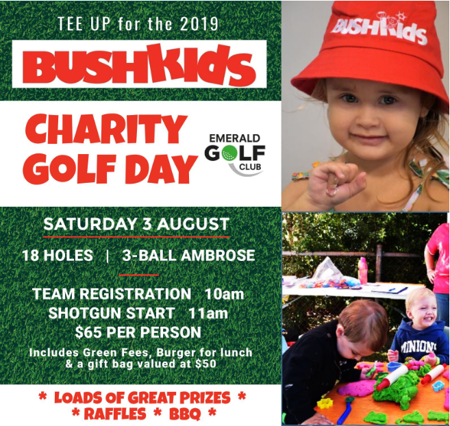 Emerald FoBk Golf Day 2019