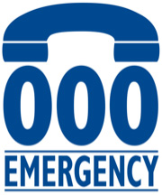 call triple zero in emergency