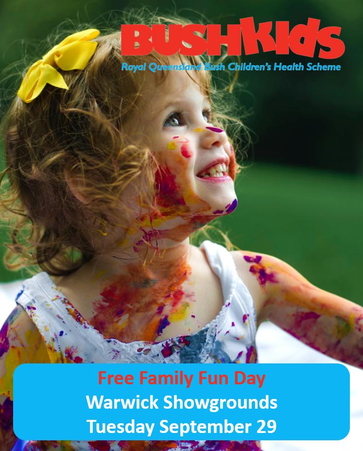 Warwick – (Free) Family Fun Day