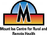 mount isa centre for rural and remote health logo