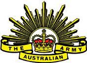 the australian arrmy logo