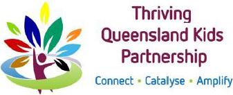 thriving queensland kids partnership logo