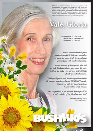Valé, Gloria