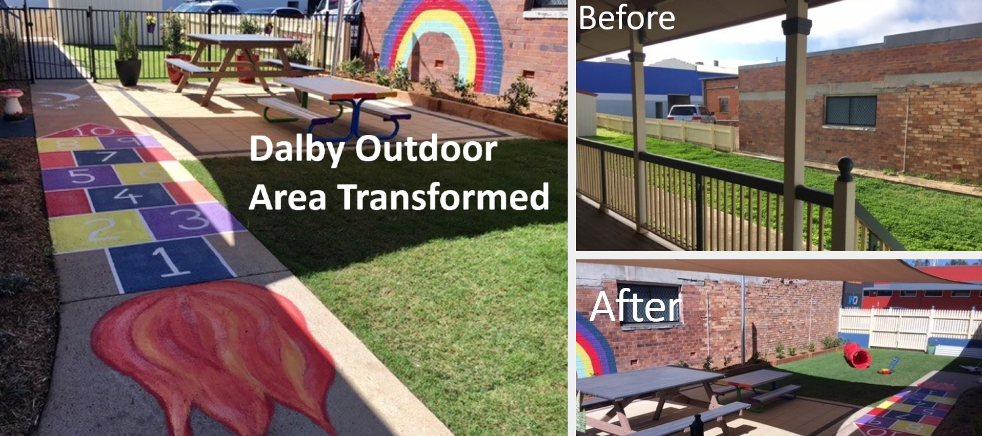 New Outdoor Area in Dalby