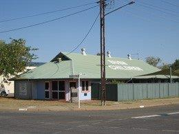 Before photo of the Mount Isa Centre
